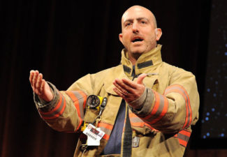 Ted Talks - Mark Bezos: A life lesson from a volunteer firefighter