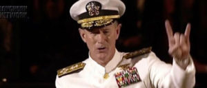 Adm. McRaven Urges Graduates to Find Courage to Change the World